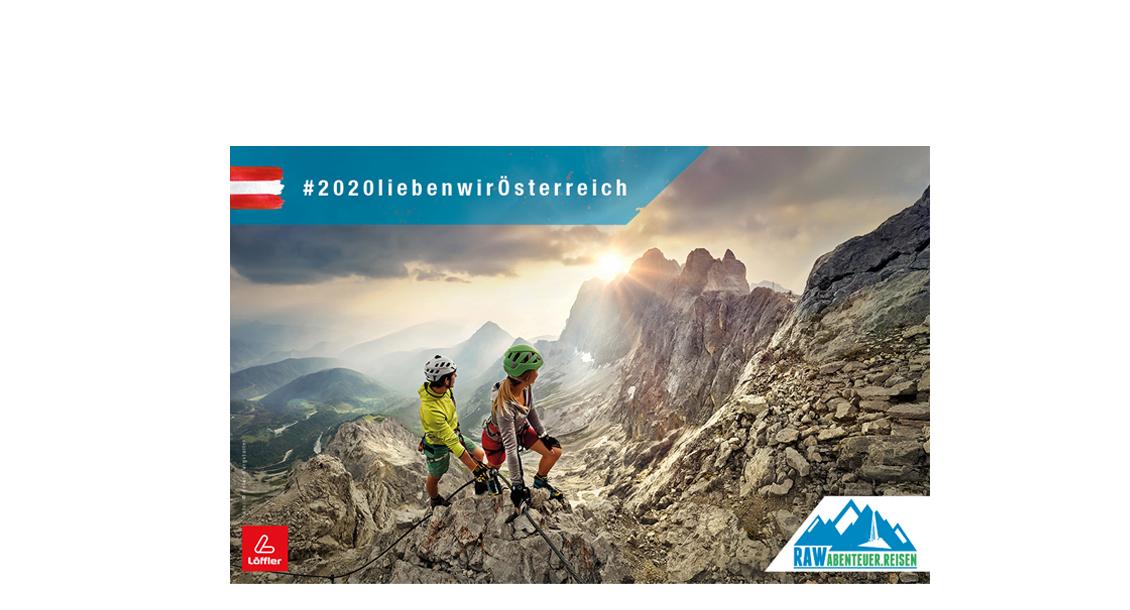 Klettersteig Kurs im Dachsteinmassiv