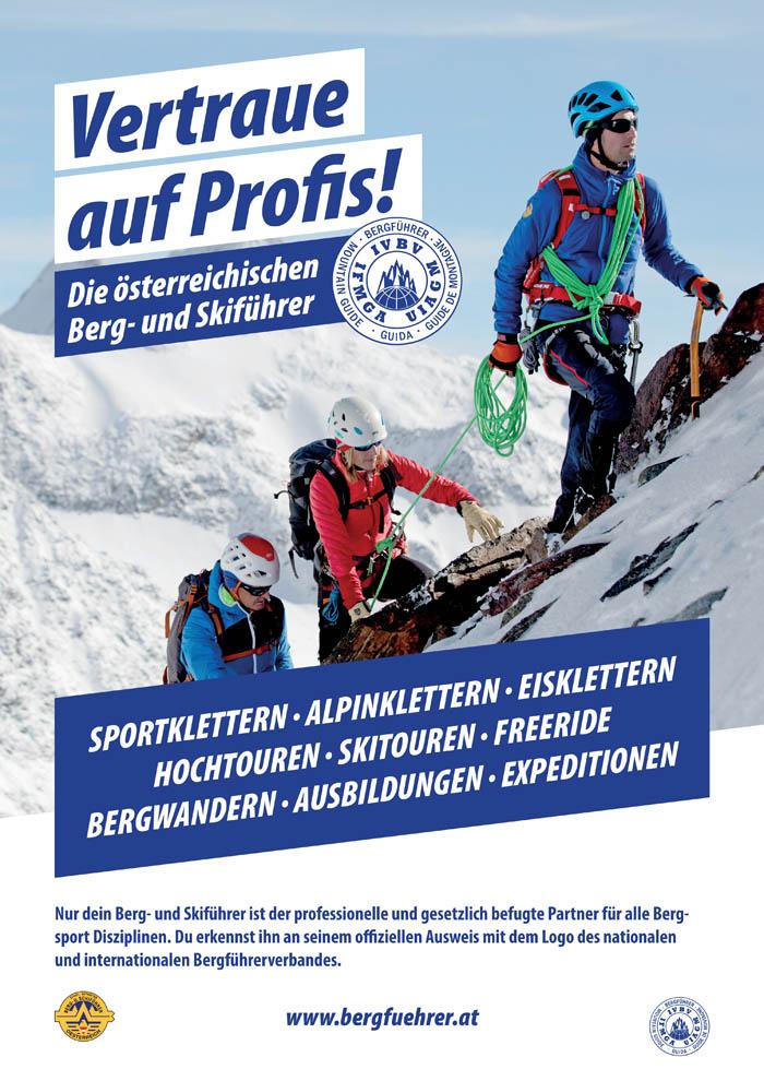 RAW Skitouren Gehen mit zertifiziertem Berg- und Skiführer