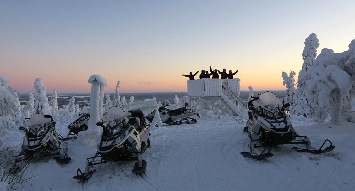 RAW Abenteuer Lappland