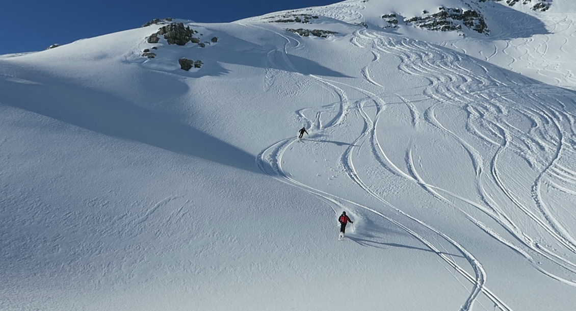 RAW Arlberg Heliskiing