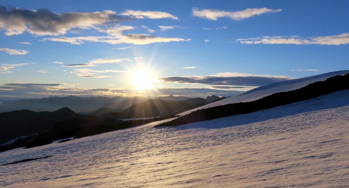 Auf den höchsten Berg Islands