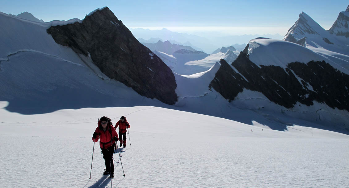 BERGSTEIGEN EXPEDITION 4000er
