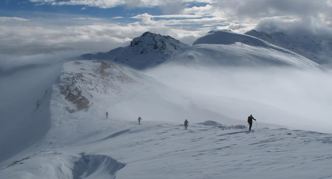 RAW Bergtour Skitour