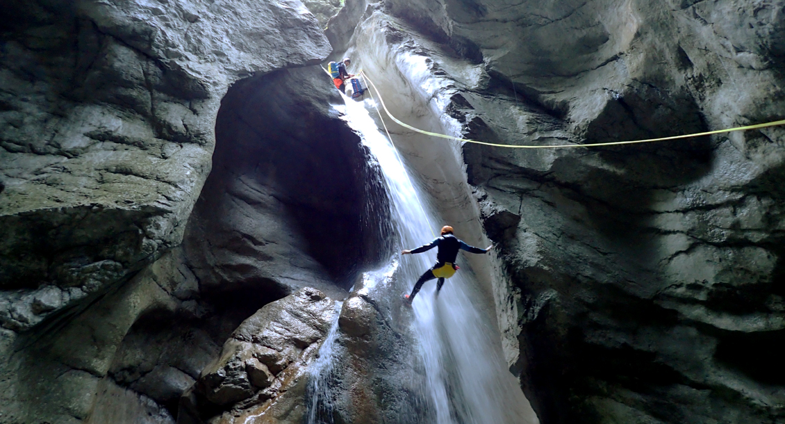 RAW Canyoningguide Salzkammergut
