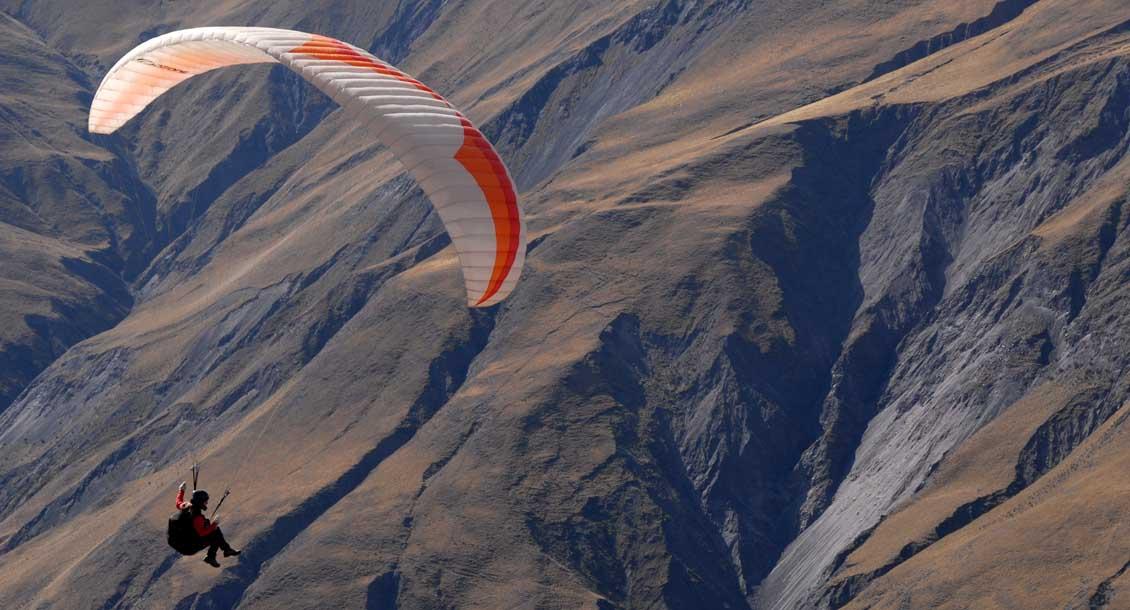 Argentinian Paragliding Tour