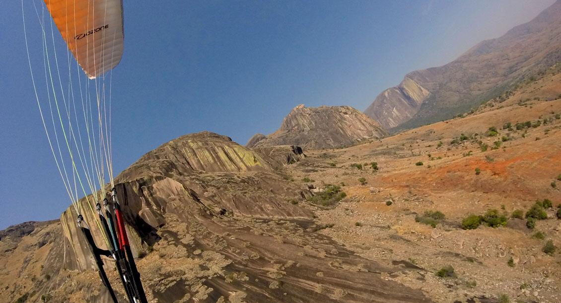 RAW Gleitschirmreise Madagaskar