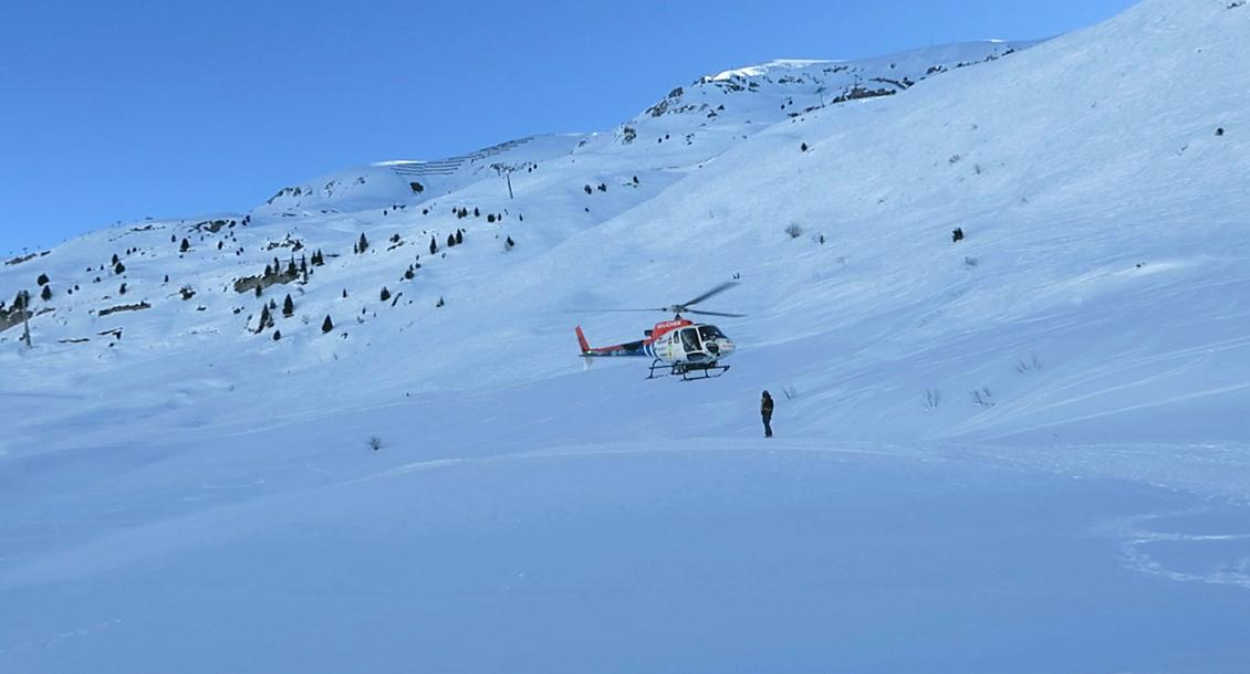 RAW Heliskiing Arlberg