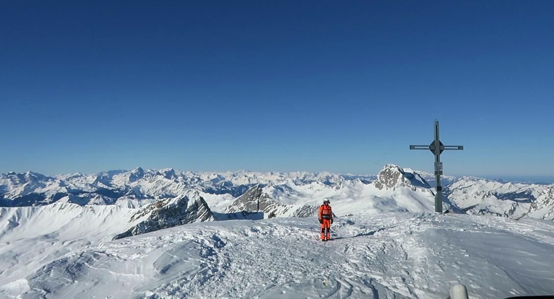 Heliskiing Heliboarding Arlberg
