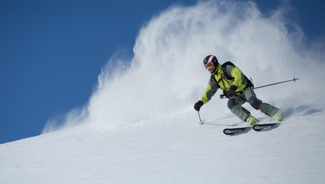 RAW Heli Ski Freeride