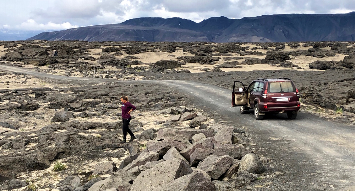 RAW Island Vulkan Rundreise