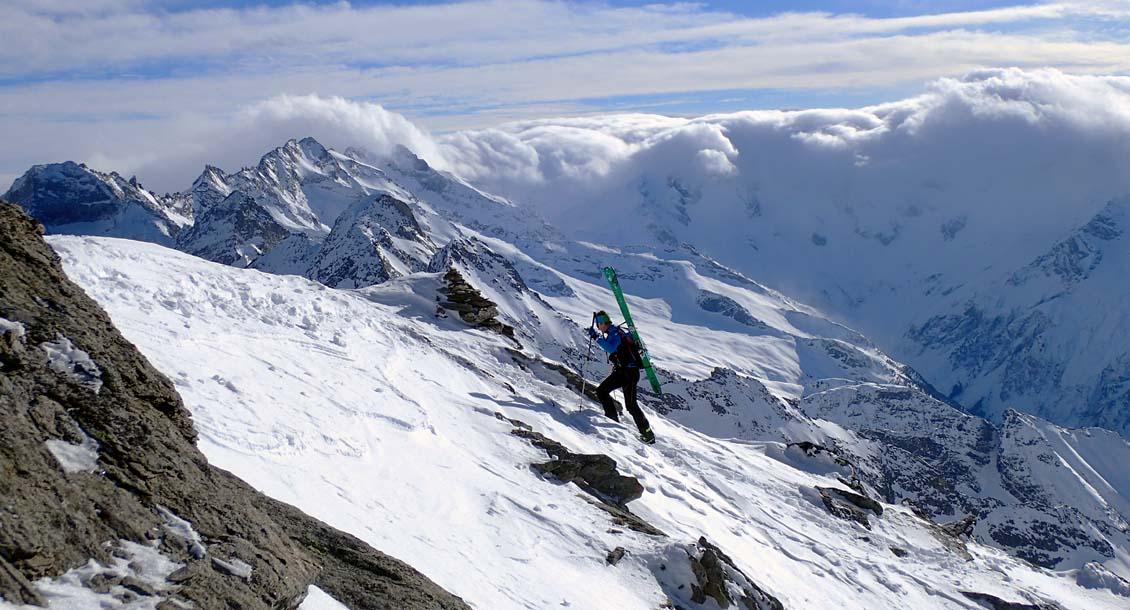 RAW Mehrtages Skitour Alpenhauptkamm