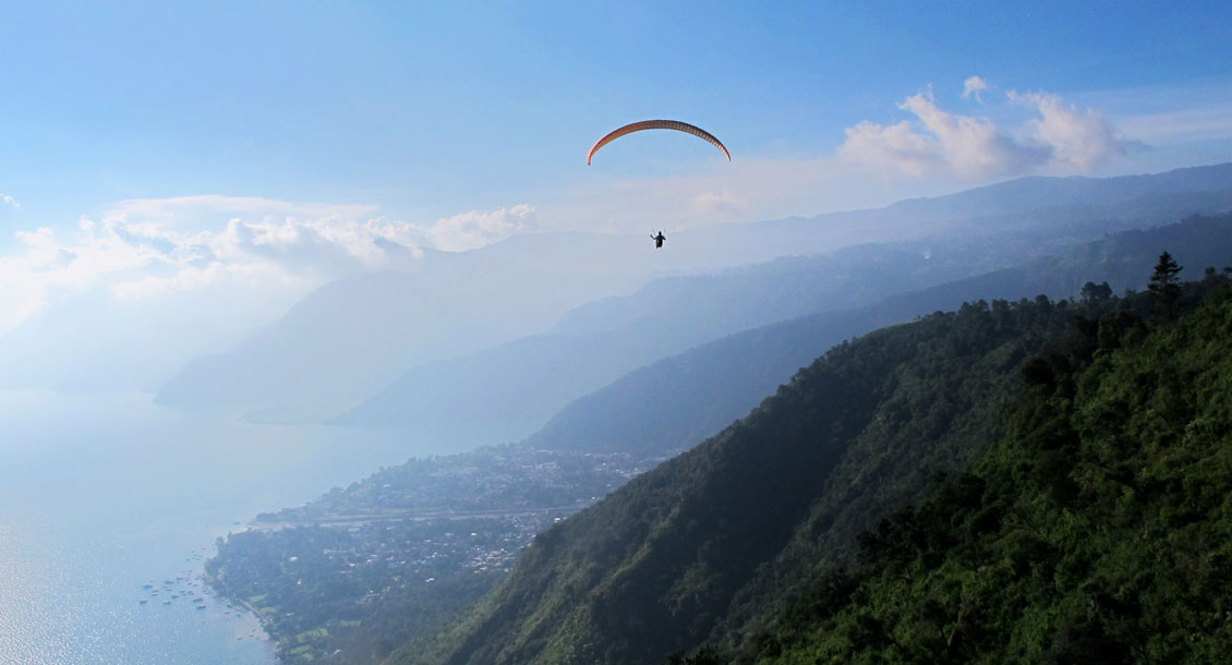 Mental strength for paragliding pilots