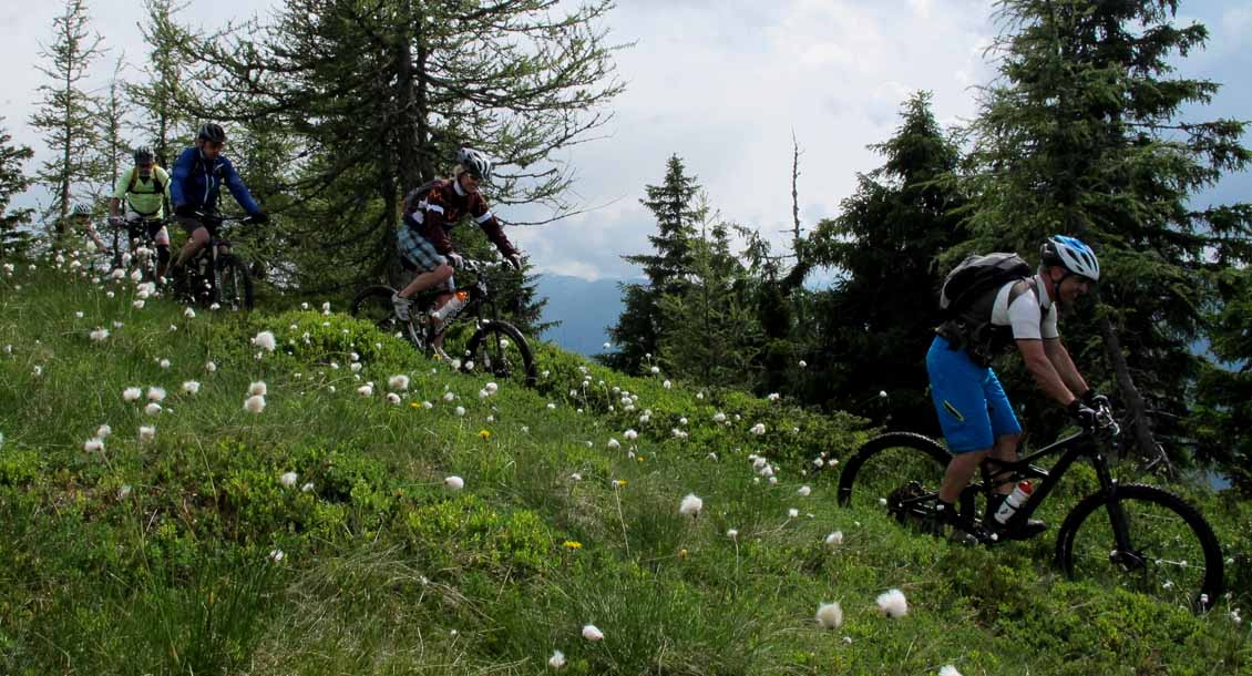 Mountainbiking in Zillertal