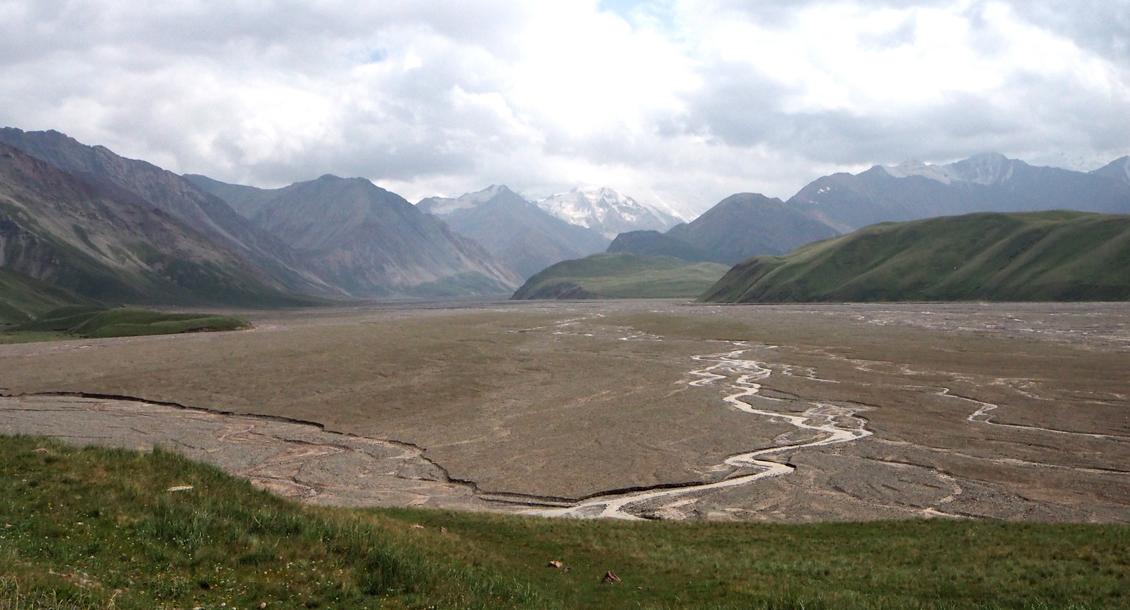 Tadschikistan Bikereise