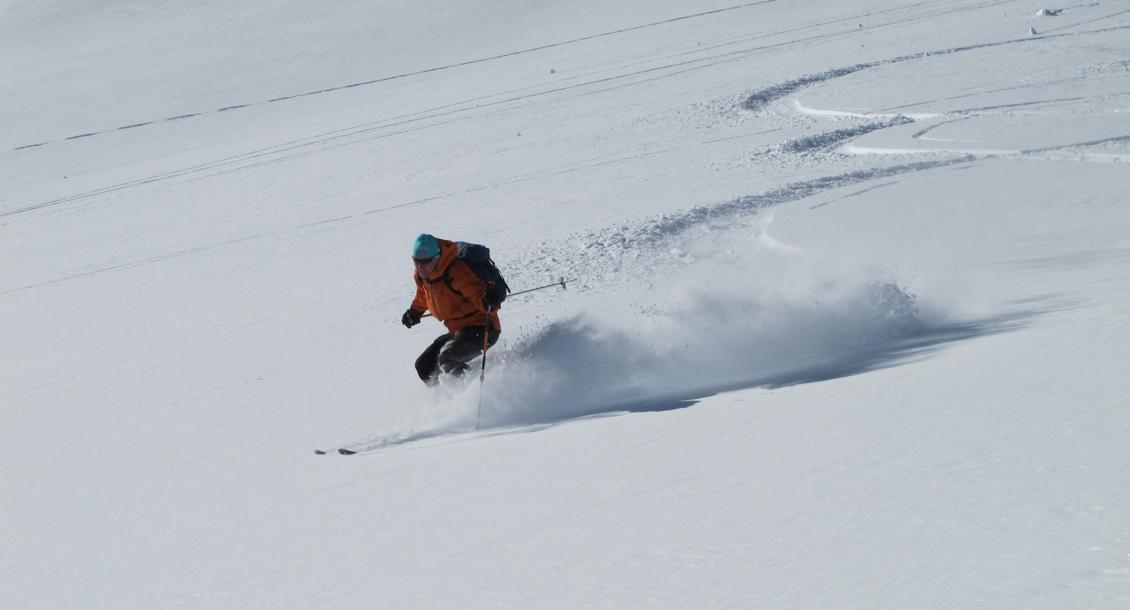 RAW Powder Skitour