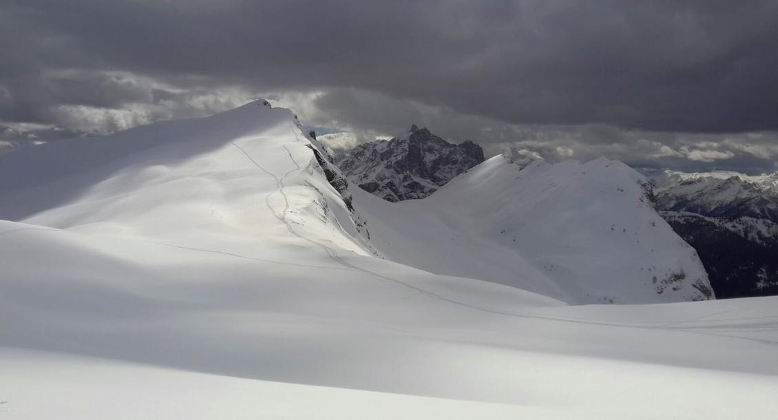 RAW Skitour Engadin