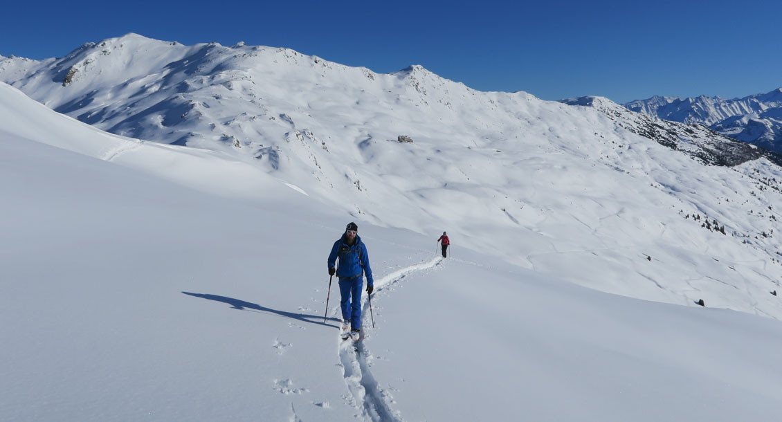 RAW Skitouren Gehen