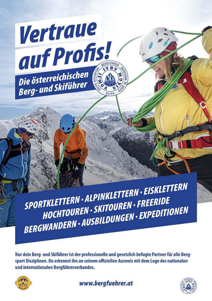 Skitouren Gehen mit zertifiziertem Berg- und Skiführer