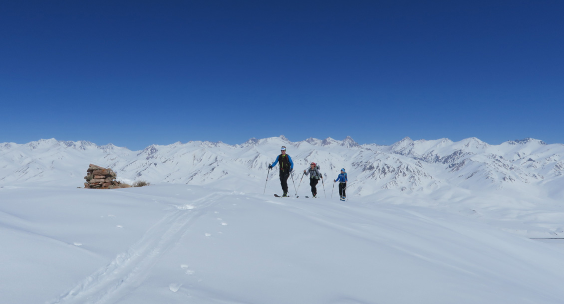 RAW Skitouren Woche Kirgisien