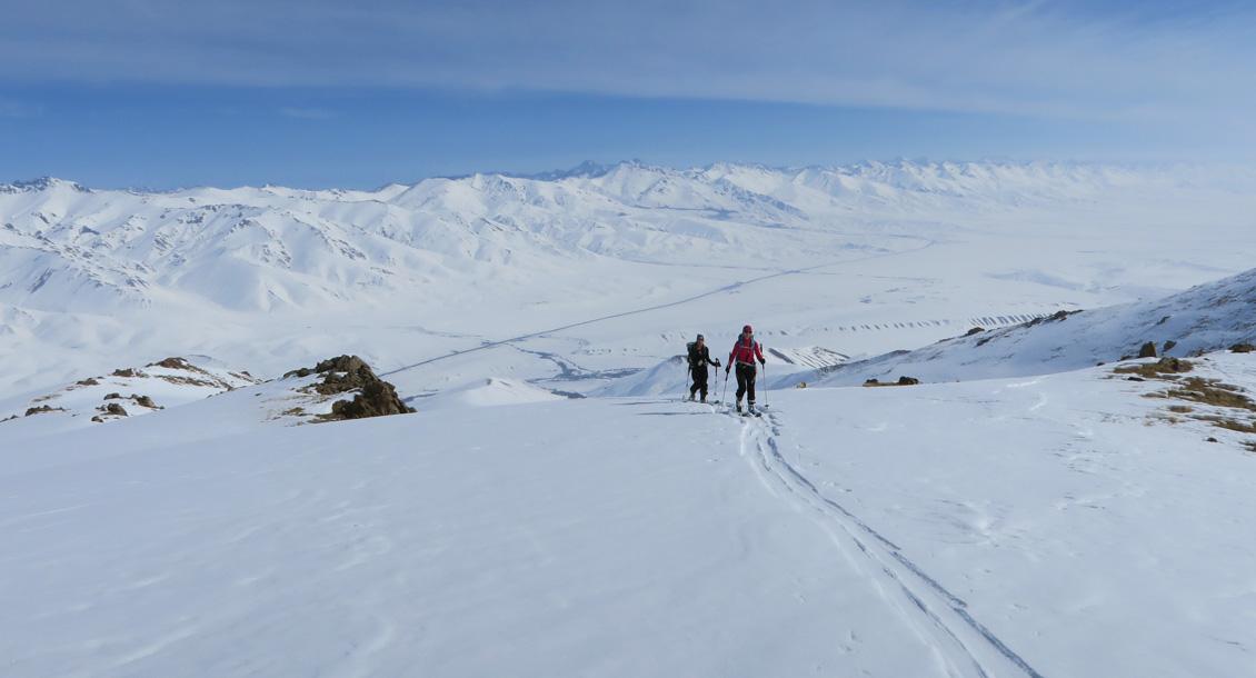 RAW Skitourenwoche Kirgisistan
