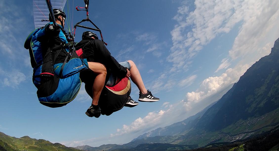 Tandemparagliding Tirol