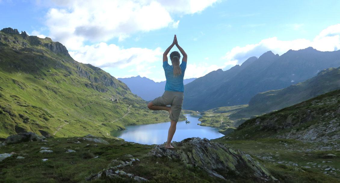 RAW yoga mit Aussicht