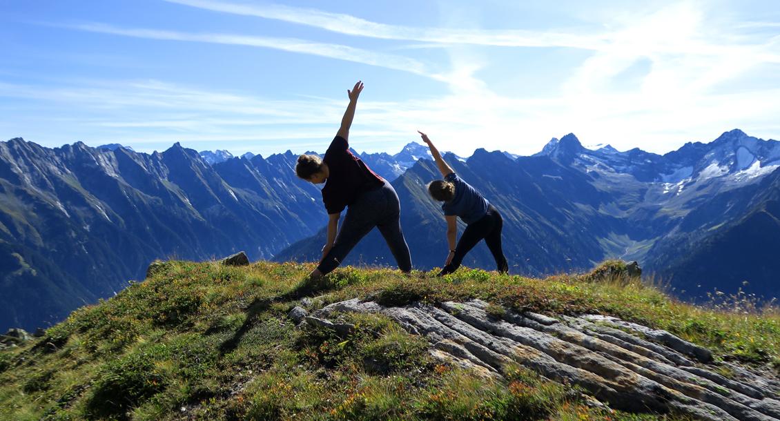 RAW Yoga Zillertal