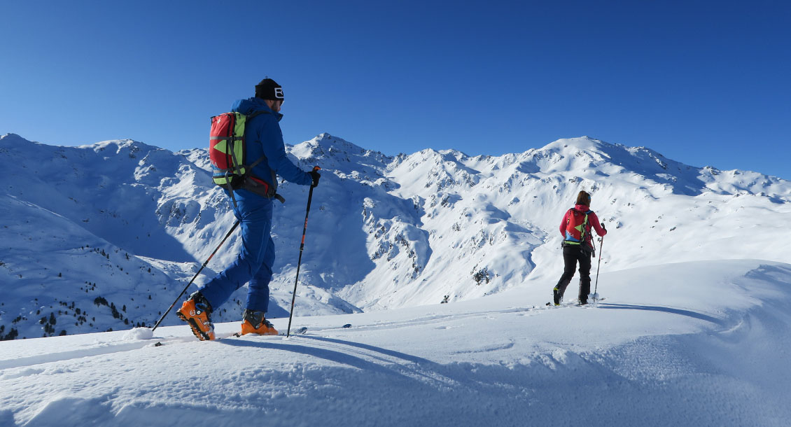 Zillertaler Skitouren Trail