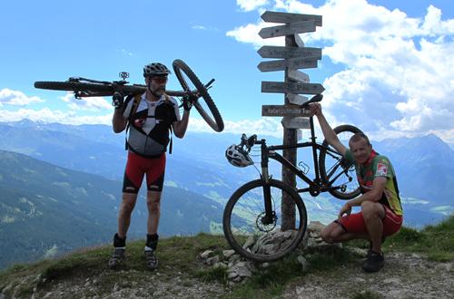 MTB Tour Zillertal